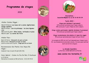la suardière stages 2019