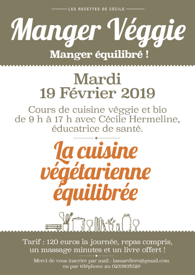 Programme cuisine
